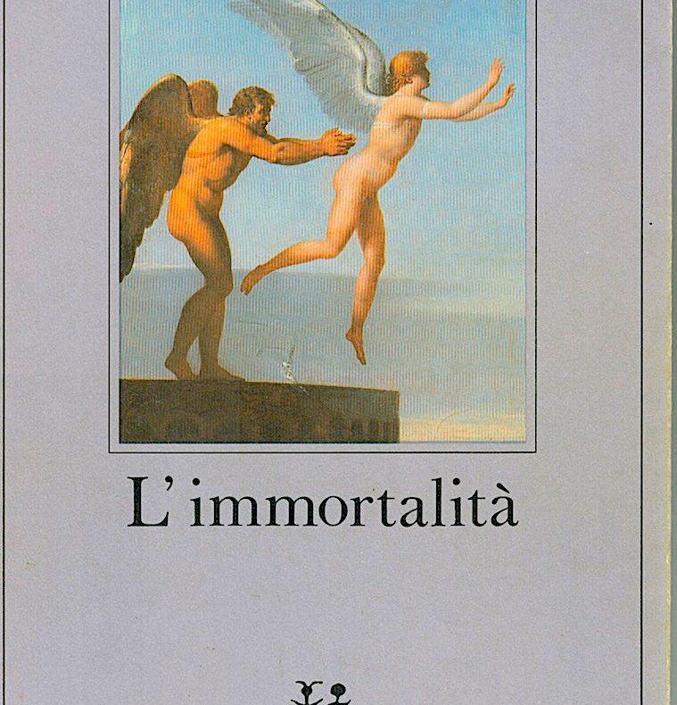 """Milan Kundera, """"L'immortalità"""" insostenibile"""