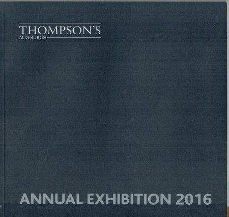 Thompson's Aldeburgh, annual exhibition 2016