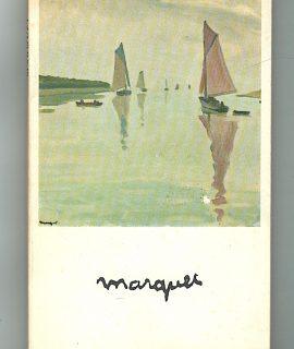 Albert Marquet par Marcelle Marquet, Fernand Hazan, 1955