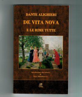 Dante, De Vita Nova, Nettarget, 2015