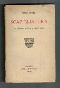 P. Nardi, La Scapigliatura, Zanichelli, Bologna, 1924