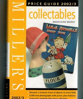 M. Marsh, Collectables, Miller's 2002-2003