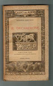 Decamerone: filoginia, misoginia, cenni