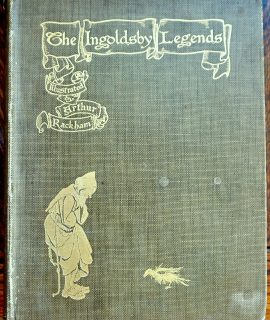 The Ingoldsby Legends illustrate by Arthur Rackham, 1907