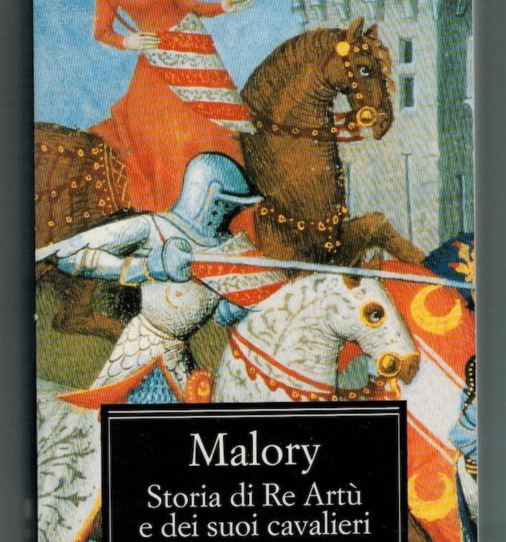 Malory, ciclo arturiano rimaneggiato