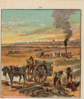 Vintage Print, Kronheim & Co. 1890