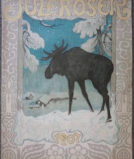 Vintage Print, Juleroser 1907
