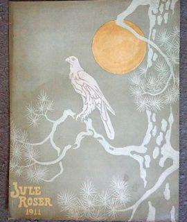 Vintage Art Cover Print, Juleroser 1911