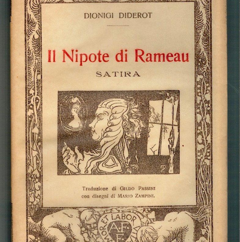 Dionigi Diderot, Il nipote di Rameau