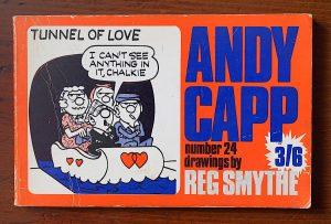 Andy Capp number 24, Reg Smythe, Tunnel of Love, 1970