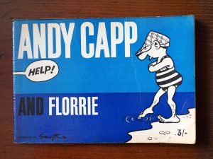 Andy Capp and Florrie, The Daily Mirror, 1964