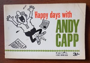Happy days with Andy Capp, A Daily Mirror Book, 1963