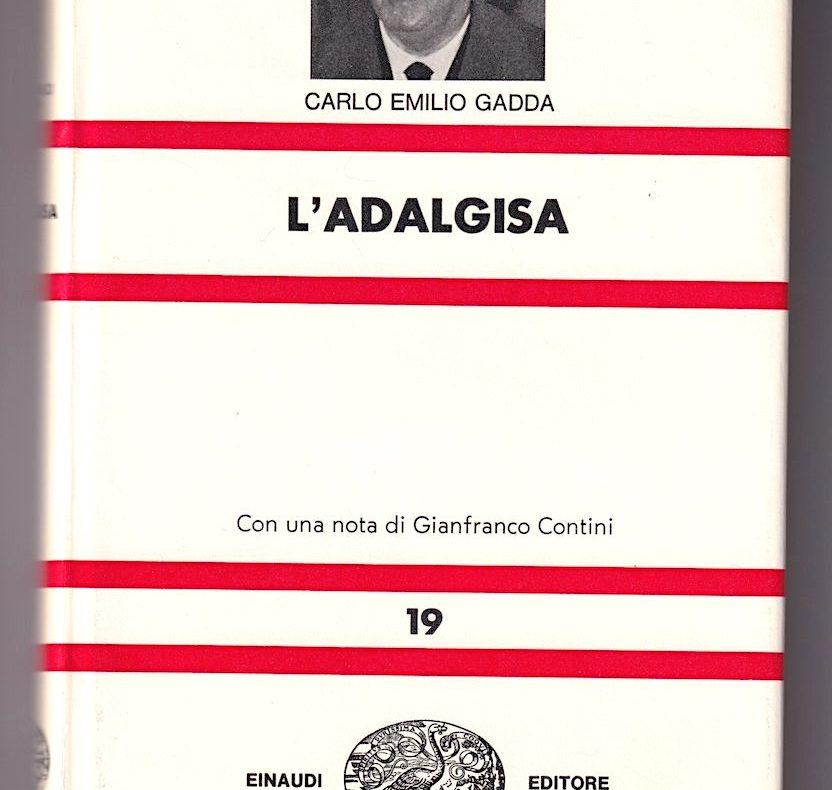 Carlo Emilio Gadda, L'Adalgisa