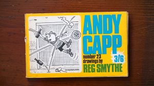 Andy Capp, drawings by Reg Smythe, 1969 number 23