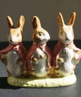 Beatrix Potter, Flopsy, Mopsy and Cottontail, Warne & Co. 1954