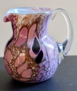 Vintage Handmade Guernsey vase