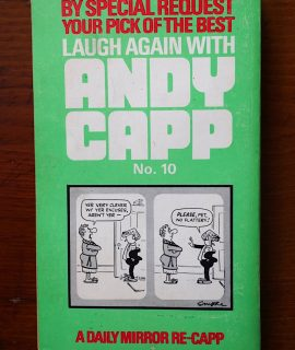 Laugh Again with Andy Capp, n. 10, 1973