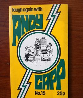 Laugh Again with Andy Capp, n. 15, 1976