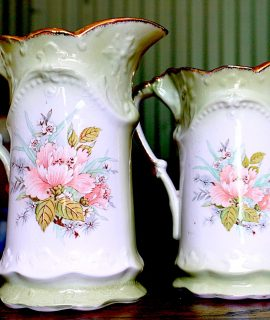 Ironstone Staffordshire set