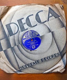 Jungle Drums- Conga /Lejos de ti - Rumba, Don Barreto and his Cuban Orchestra