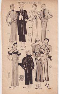 Vintage Advertisement Prints, 1940
