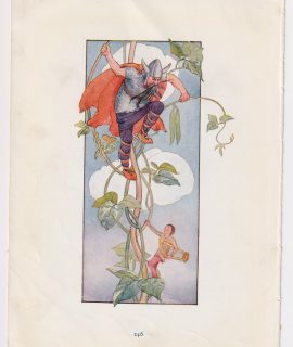 Vintage Coloured Plate by Margaret W. Tarrant, 1922