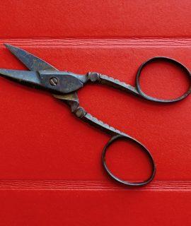 Rare Original Antique Victorian Small Scissors