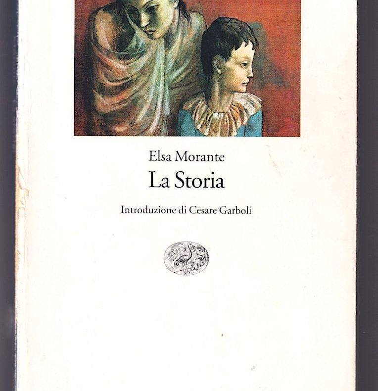 Elsa Morante, La Storia