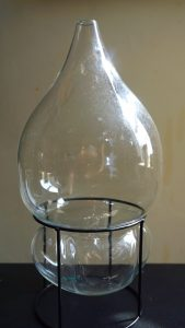 Ornamental alchemy glass