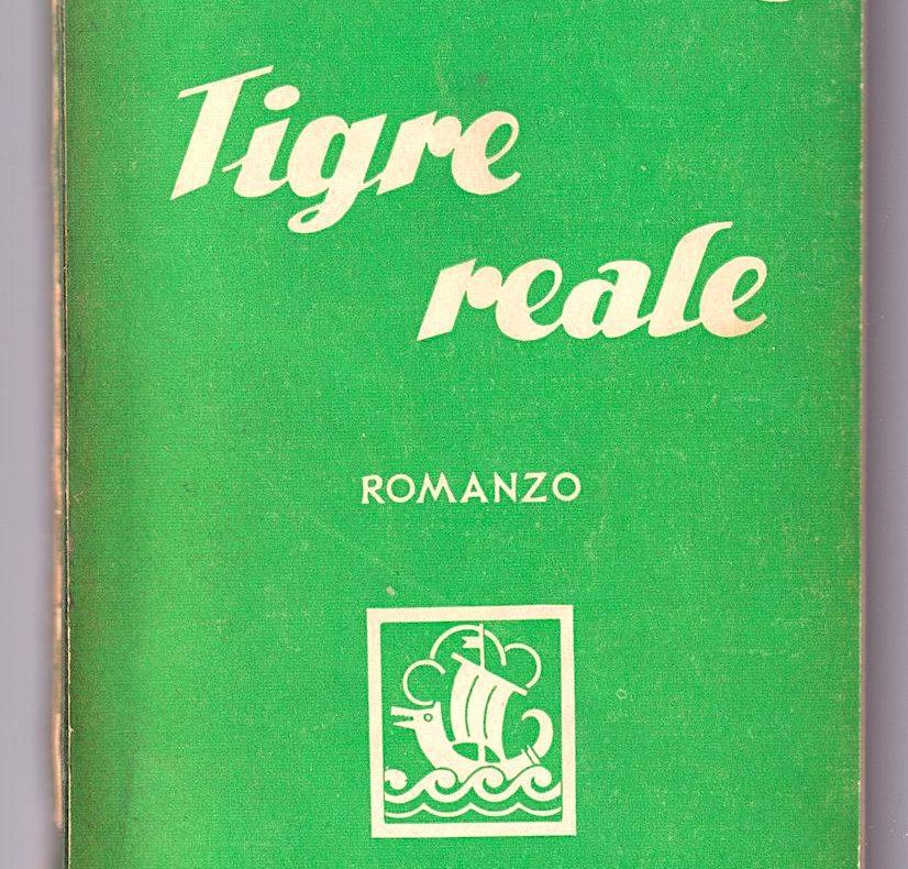 Giovanni Verga, Tigre reale