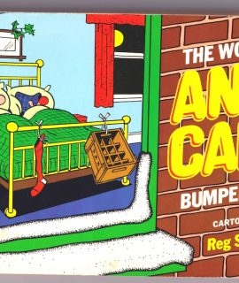 The World of Andy Capp Bumber Issue, 1982
