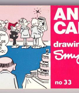 Andy Capp n. 33, 1974