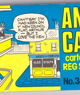 Andy Capp n. 34, 1975