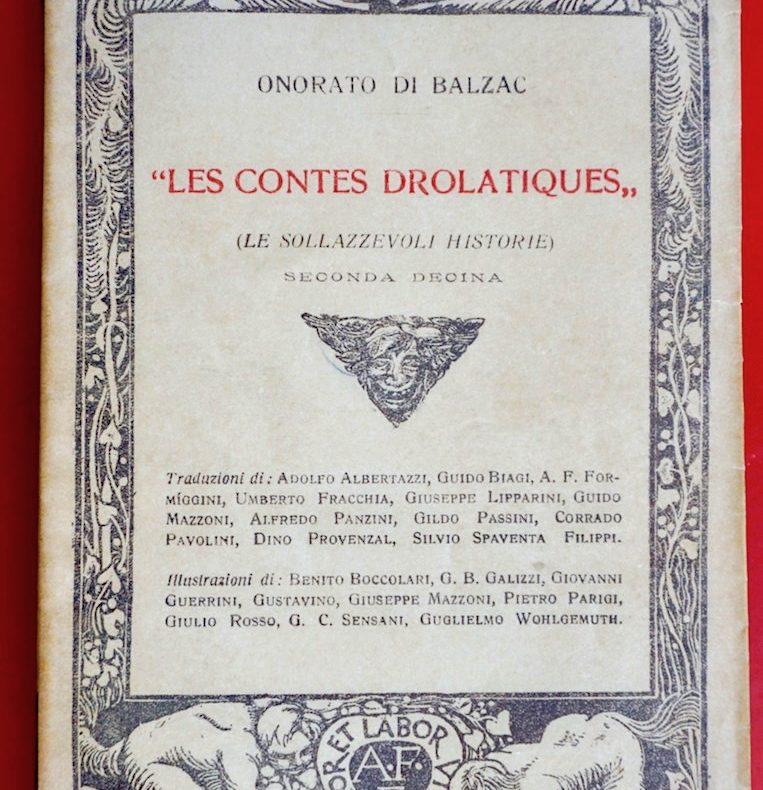 Balzac, misogino, filogino, historie