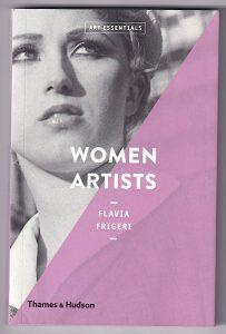 Flavia Frigeri, Women Artists, Thames & Hudson
