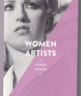 Flavia Frigeri, Women Artists, Thames & Hudson