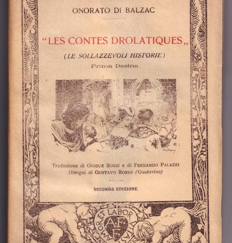 Balzac, traduzioni Contes Drolatiques