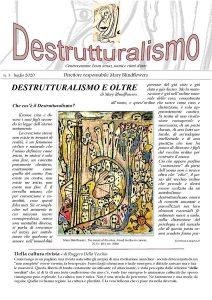 Invito Partecipazione Rivista Destrutturalista