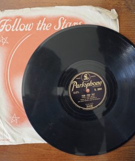 Pam - Poo - Dey; Ready, Willing and Able, by Eve Boswell, 78 Rpm, 1955