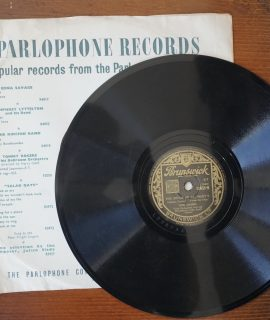 I'll Take You Home Again Kathleen; The Bells of St. Mary's, 78 Rpm, 1946