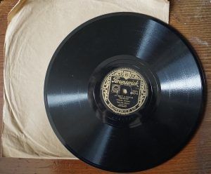Shout, Brother, Shout; It isn't a dream anymore, 78 RPM, Brunswick, 1942