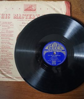 You Belong to me; The Isle of Innisfree, Jimmy Young, 78 Rpm, 1951
