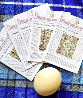 Destrutturalismo, n° 1, luglio 2020