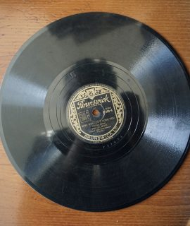 Who Wouldn't I Love You; This is Worth Fighting, 1942, 78 RPM