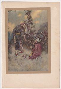 Vintage Print, 1909