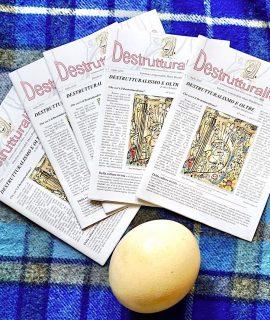 Destrutturalismo, n. 1 luglio 2020 (Magazine)