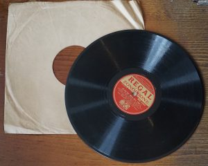 An Old Time Musica Hall, part. 3 and 4, 78 RPM, 1931