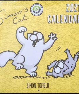 Simon's Cat, Calendar 2021, Collectable