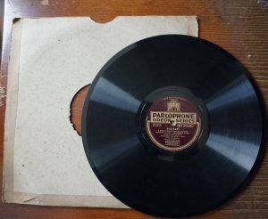 Impatience, Thine is my Heart; Ungeduld; Serenade, 78 RPM, 1948