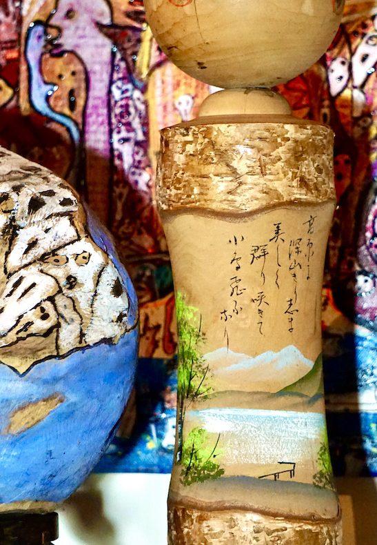Kokeshi, bambole tradizionali giapponesi